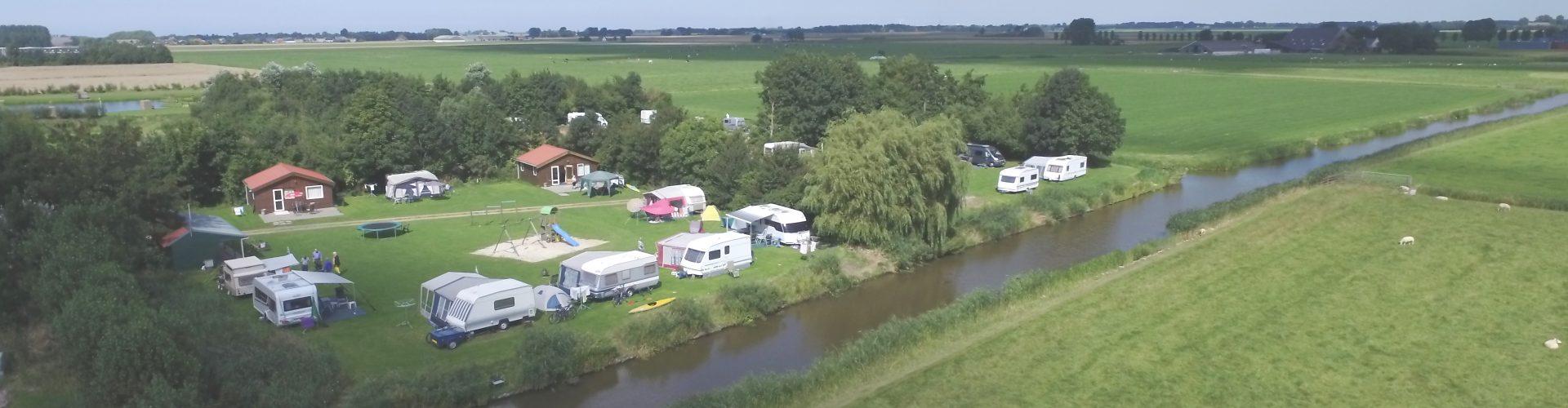 Vakantiewoning, boerderijcamping in friesland aan het water